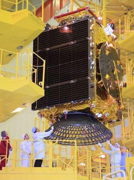 EgyptSat-2 - первый в России спутник созданный по революционной технологии