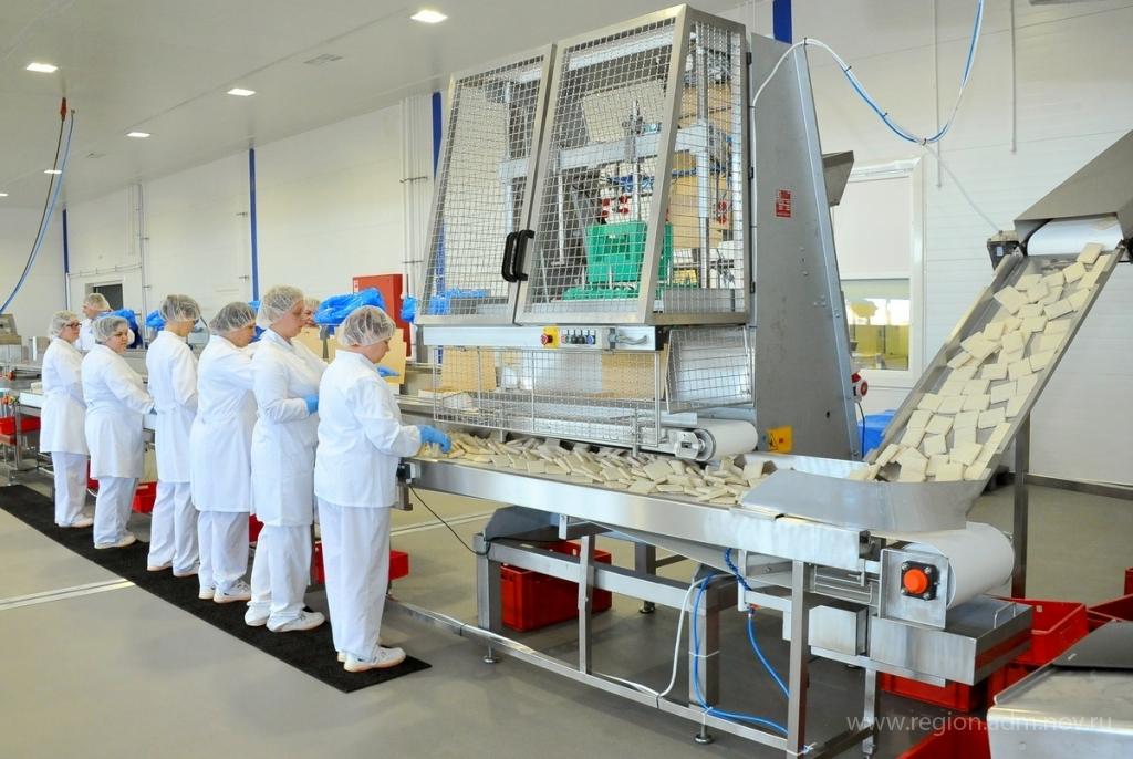 Датская компания Espersen открыла производство в Великом Новгороде