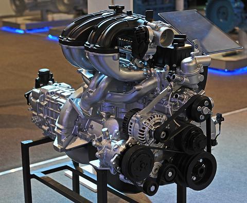 """ГАЗ"" начал производство нового бензинового двигателя EvoTech 2,7"