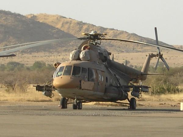 Россия поставила в Афганистан 12 вертолетов Ми-17В-5