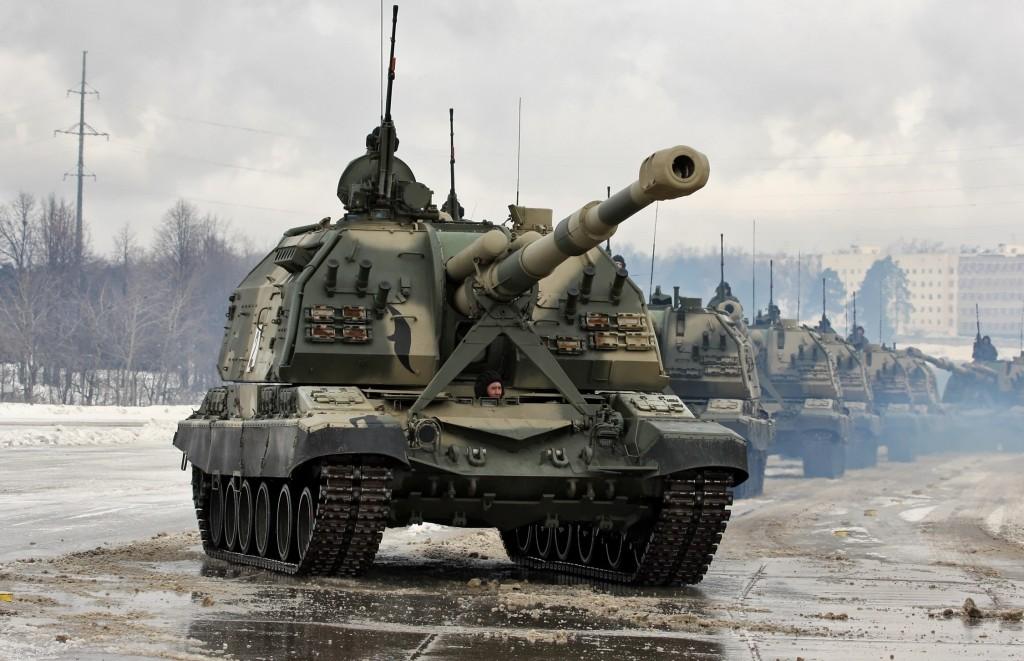 Артиллеристы Южного военного округа осваивают новейшие образцы вооружения