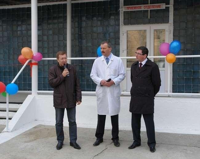 В Забайкальском крае открылась туберкулёзная больница