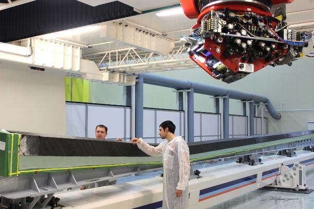 «АэроКомпозит-Ульяновск» приступил к производству деталей самолета МС-21