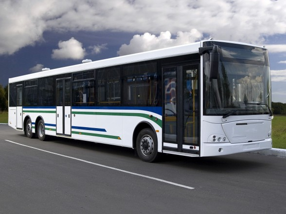 КАМАЗ поставит в Тулу 50 автобусов