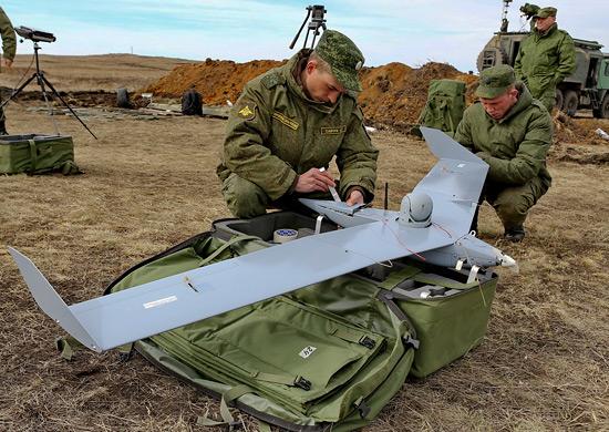 Беспилотники «Застава», «Орлан» и «Форпост» помогают ликвидировать лесные пожары на Урале