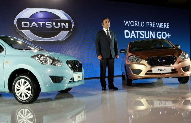"""Первый автомобиль Datsun производства """"АвтоВАЗа"""" представят в Москве в апреле"""