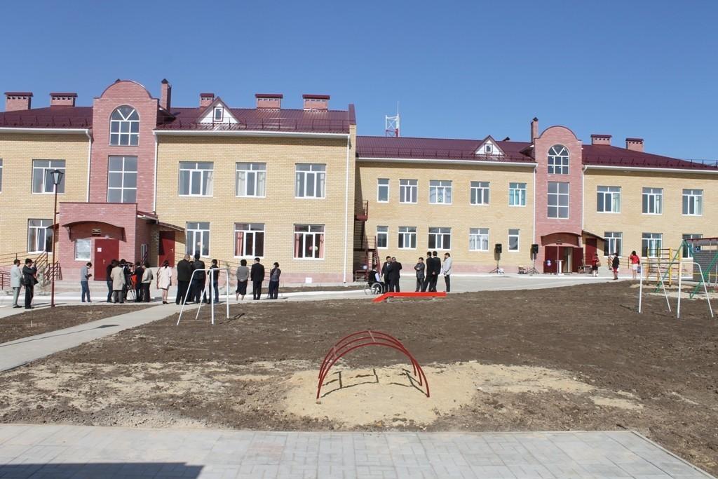 В Элисте (Калмыкия) открыт первый за 22 года новый детский сад