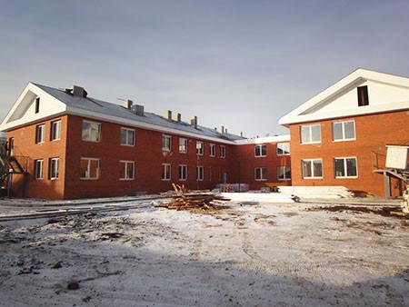 В городе Черемхово (Иркутская обл.) открылся детский сад на 190 мест