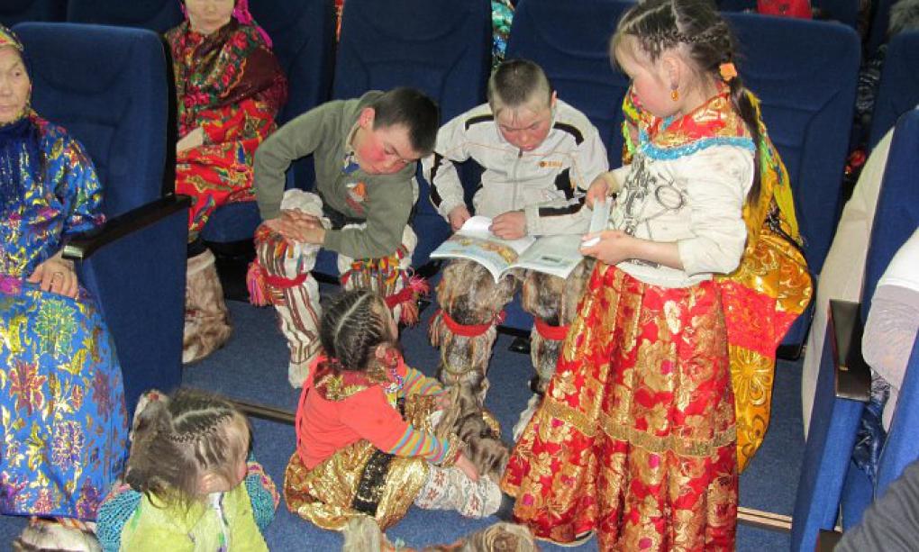 На фактории Паюта открылся центр кочевого образования