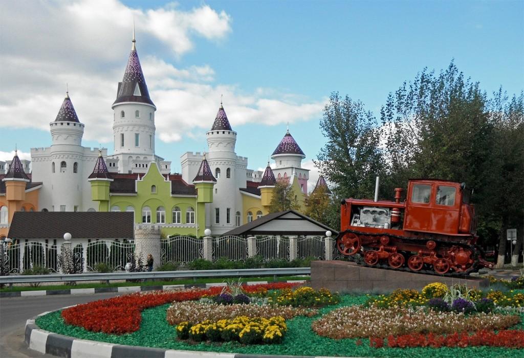 Детский сад для маленьких принцев и принцесс в Подмосковье