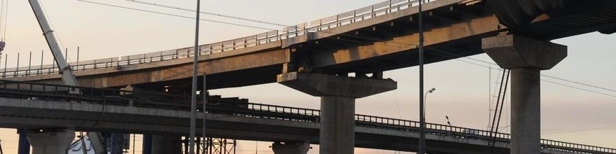 Началась реконструкция развязки на пересечении МКАД с Каширским шоссе