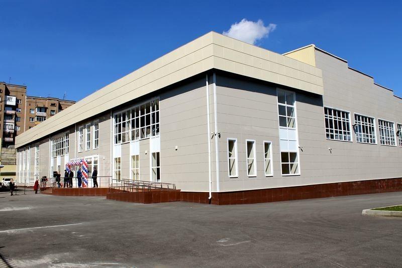 В Кисловодске (Ставропольский край) открыт 1-й в городе физкультурно-оздоровительный комплекс
