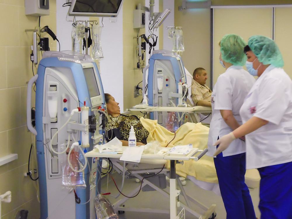 В Ханты-Мансийском автономном округе открылось отделение нефрологии и гемодиализа