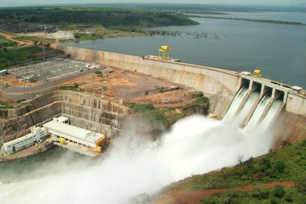 Технопромэкспорт реконструирует ГЭС Анголы