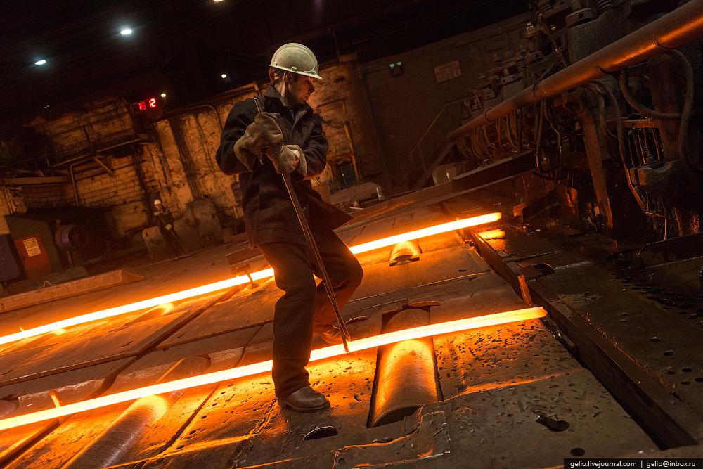 Черная металлургия в УГМК (Уральская горно-металлургическая компания)
