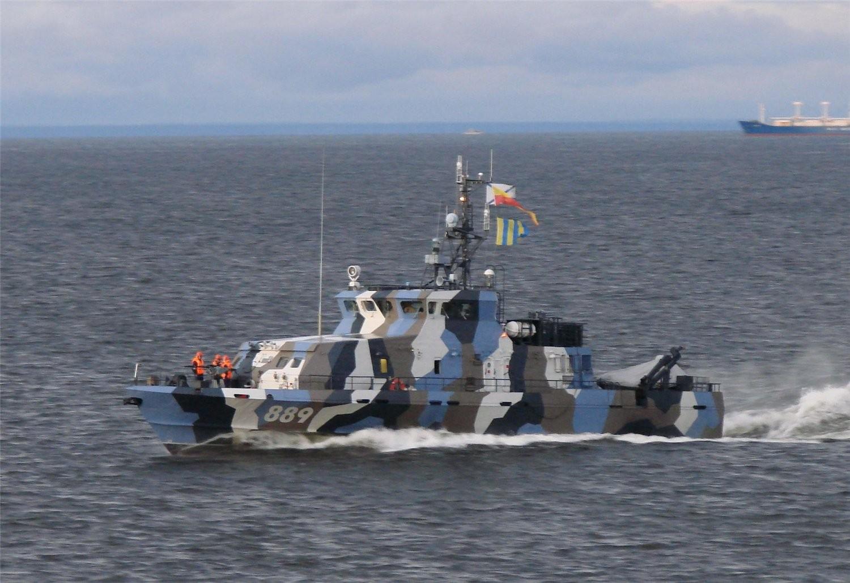 «Вымпел» начал строительство противодиверсионного катера проекта 21980 «Грачонок»