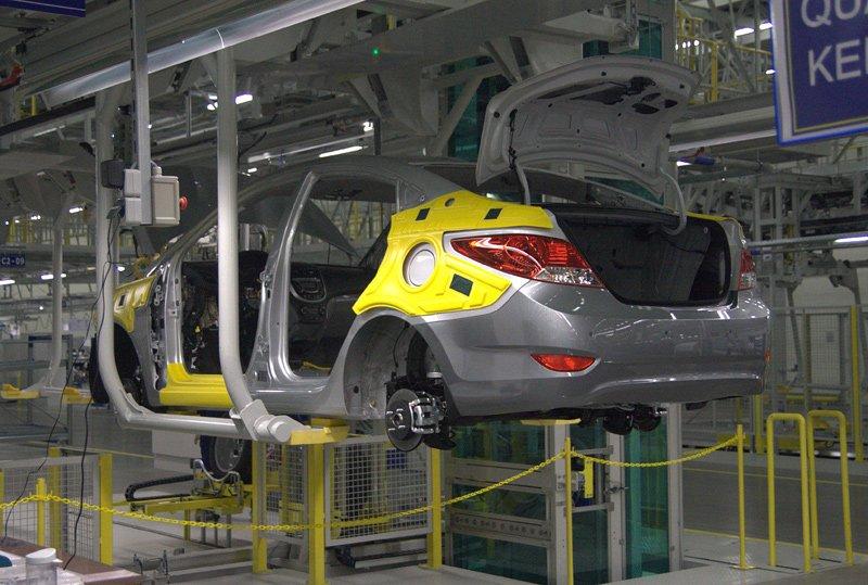 Завод Hyundai в России увеличил производство