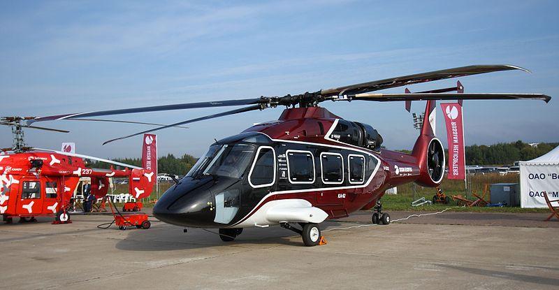 """Холдинг """"Авиационное оборудование"""" поставил 2 комплекта опытных образцов шасси вертолета Ка-62"""