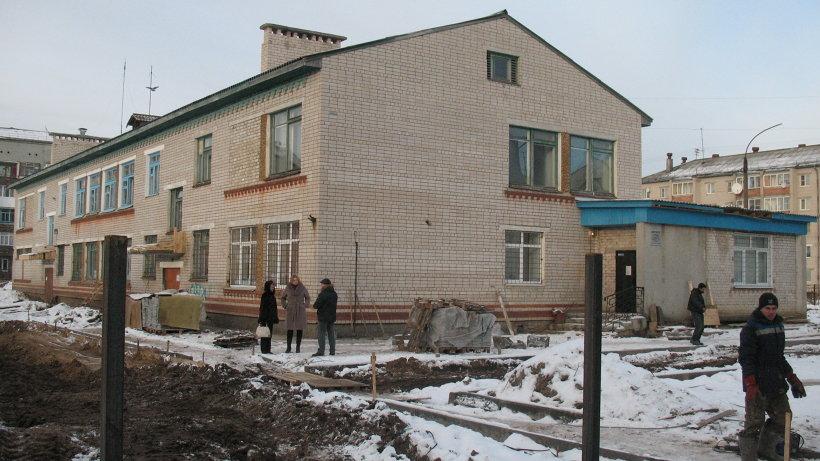 Еще 80 мест для дошколят появится после капитального преображения детского сада в поселке Вычегодском