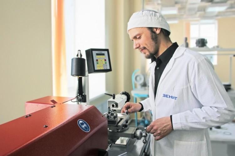 На Красногорском заводе модернизировано производство объективов