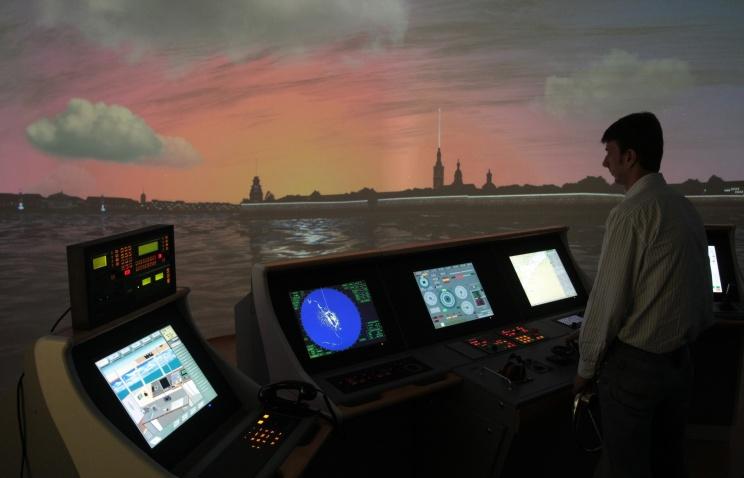 """Лазерная швартовка судов - уникальный проект, реализованный группой """"Транзас"""""""