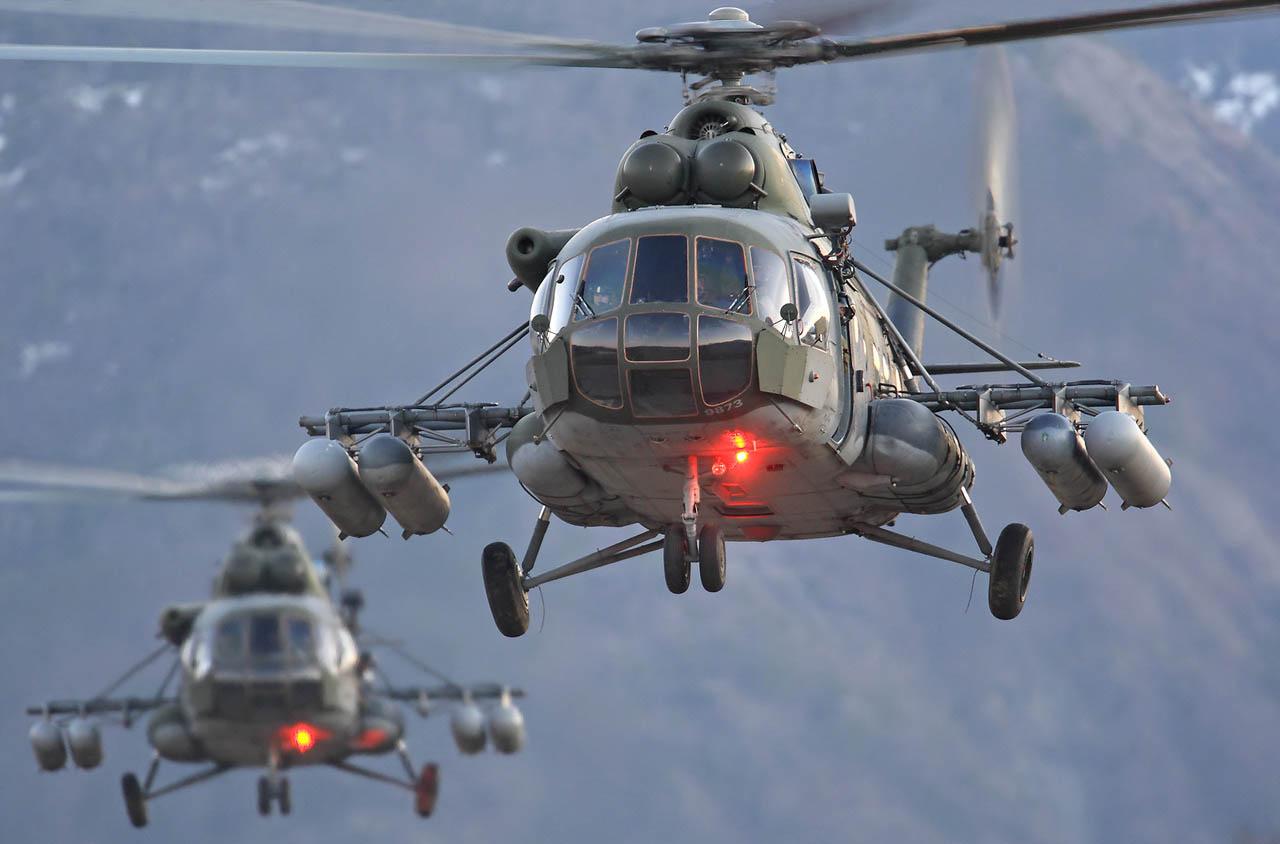 Венгрия приобрела дополнительную партию вертолетов Ми-8
