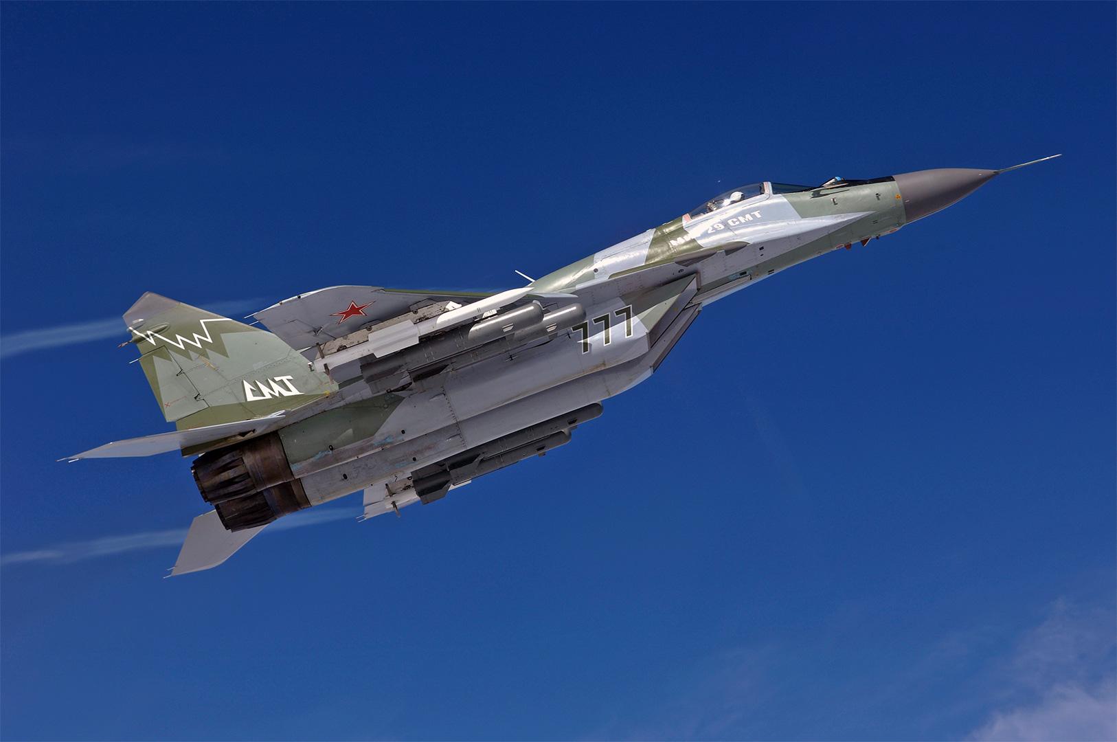фото МиГ-29СМТ