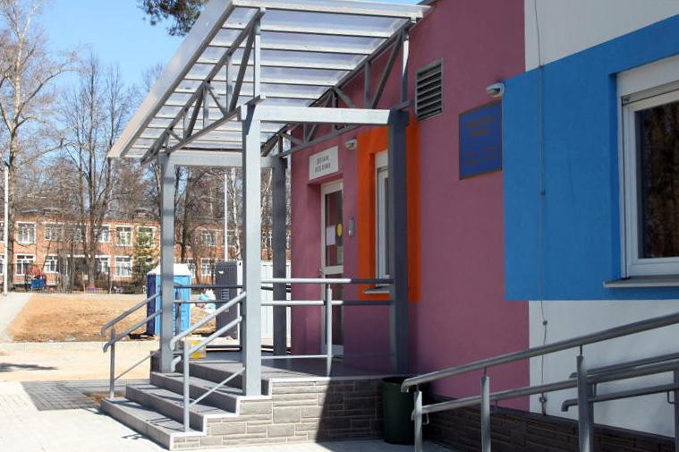 В «новой Москве» открылась новая модульная поликлиника