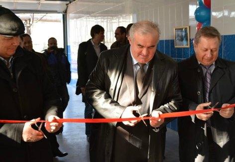 В Костромской области запущен новый цех по производству жидких химических веществ