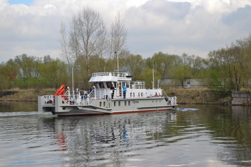 Новое обстановочное судно для Администрации Азово-Донского бассейна