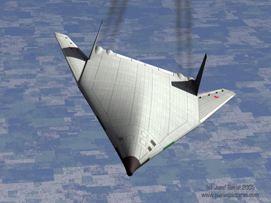«Туполев» завершил проектирование нового бомбардировщика (ПАК ДА)