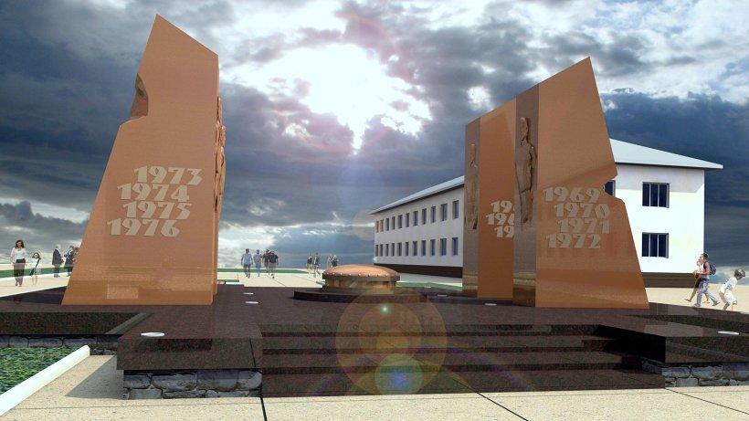 Память об испытателях увековечат в камне на Новой Земле