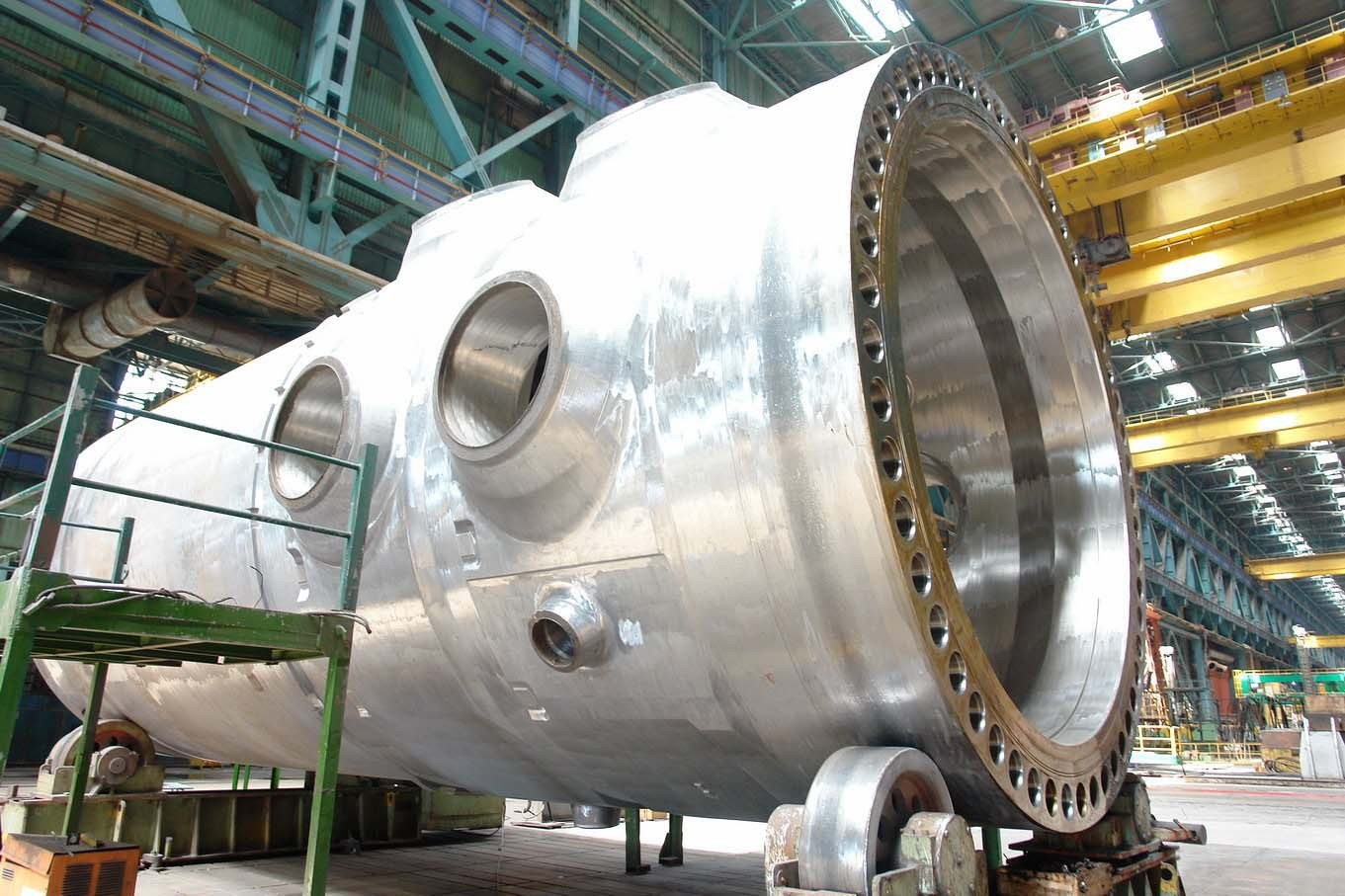 """""""Ижорские заводы"""" поставили парогенераторы для Китайской АЭС Тяньвань"""