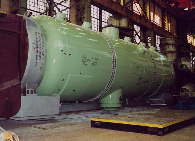 """""""ЗиО-Подольск"""" изготовил и отправил в адрес первого блока Ленинградской АЭС-2 первый парогенератор"""