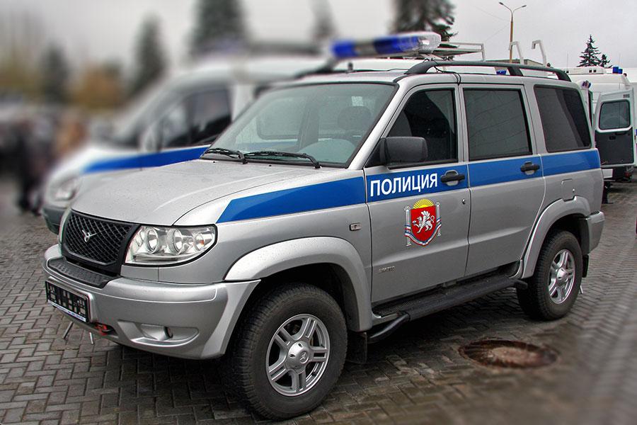 Крымская полиция получила более 70 новых автомашин