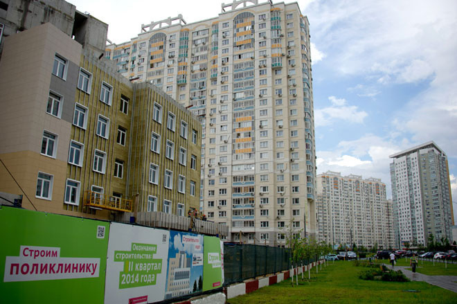 В Москве открыли новую поликлинику