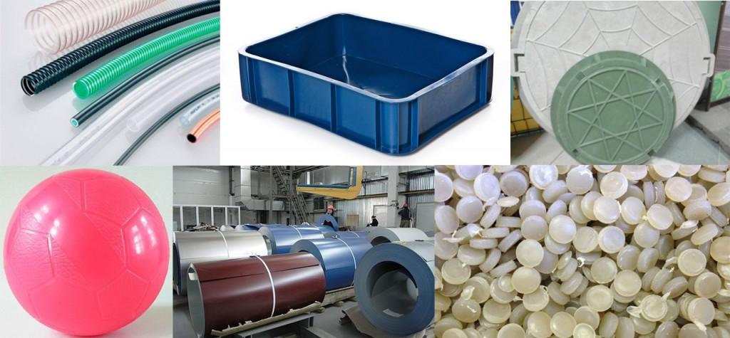 В новом году рост производства полимеров в России продолжился