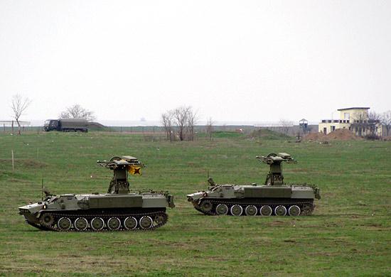 В учебном центре войск противовоздушной обороны (ПВО) Южного военного округа (ЮВО) проведено предвыпускное учение.