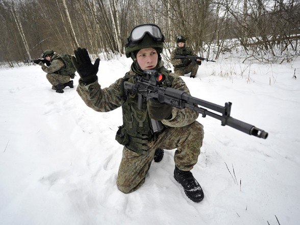 В России проходит завершающий этап госиспытаний экипировки военнослужащих «Ратник».