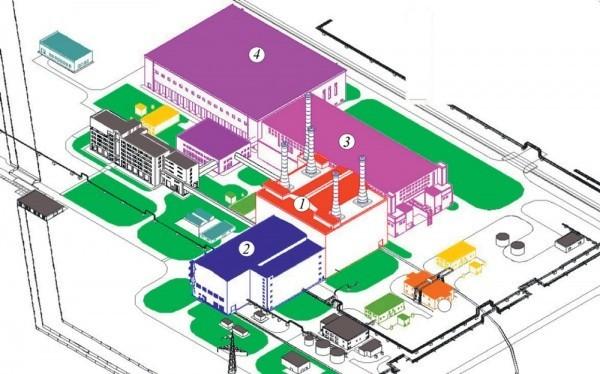 Росатом начал строить завод по выпуску топлива для реактора БРЕСТ-300