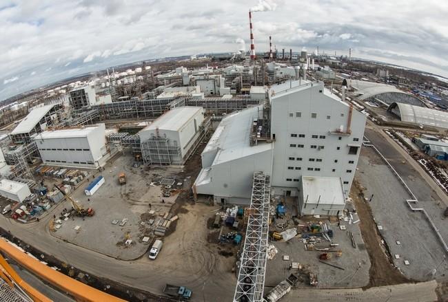 Завод «РусВинил» в Нижегородской области готов