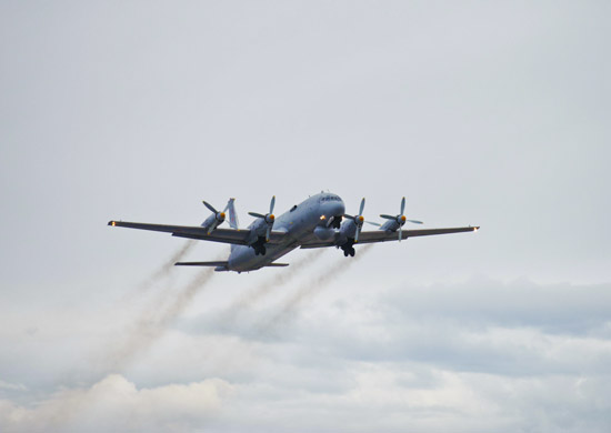 На Северном флоте проходят состязания экипажей морской авиации ВМФ России