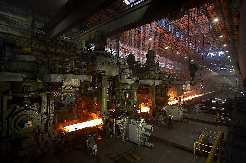 """""""Северсталь"""" на 21 % увеличила произодство стали для брони"""