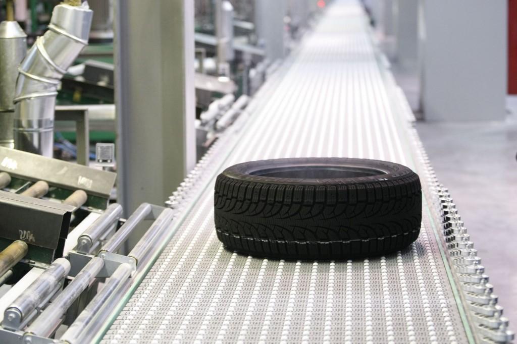 На Воронежском шинном заводе с конвейера сошла миллионная шина Pirelli