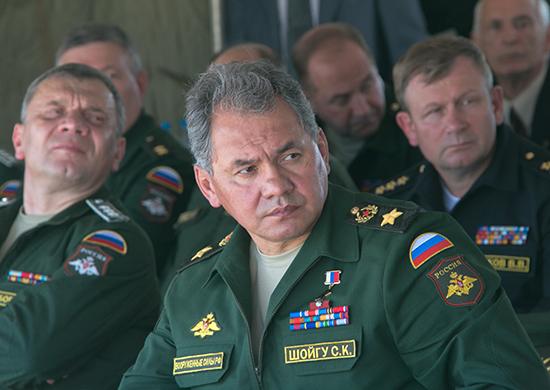 Сергей Шойгу Источник: Минобороны РФ