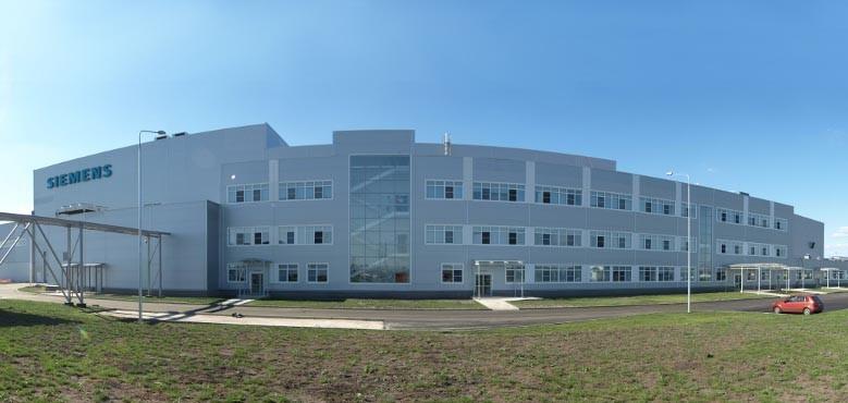 Российский завод Siemens отгрузил первый заказ в Белоруссию