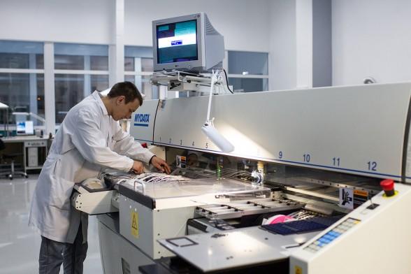 На заводе «Сигнал» открылся новый цех сверхвысокочастотных приборов