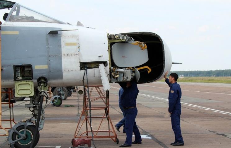 """Подсистема """"Гефест"""" в 3 раза улучшила точностные характеристики самолетов Су-24М"""