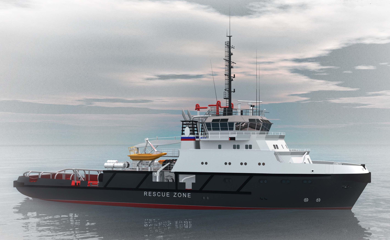 СБ-45 нового проекта 22870