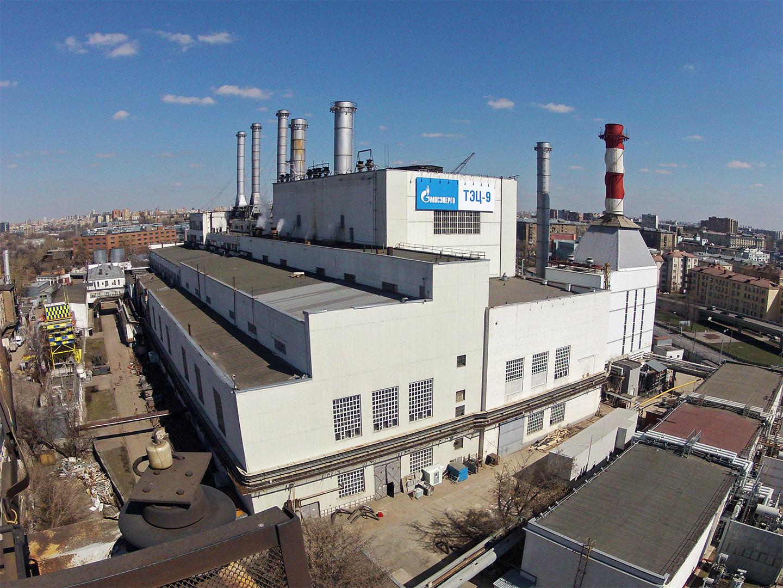 Мосэнерго ввело в эксплуатацию новую газотурбинную установку на ТЭЦ-9